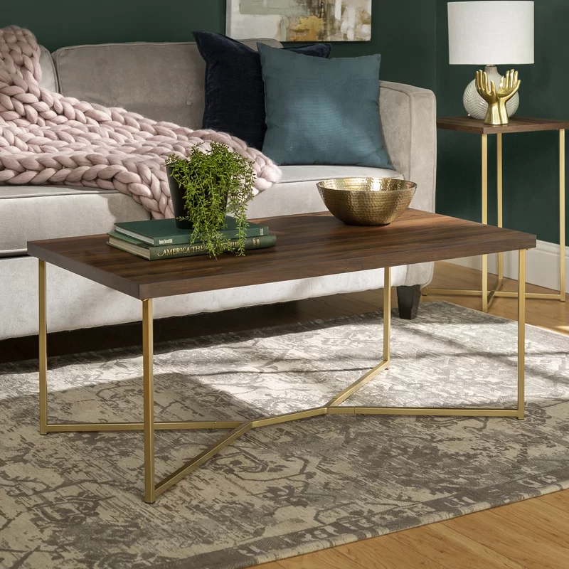 Modern Rustic Interiors Devito Coffee Table With Tray Top Reviews Wayfair Coffee Table Coffee Table Rectangle Coffee Table With Storage #triangle #end #tables #for #living #room