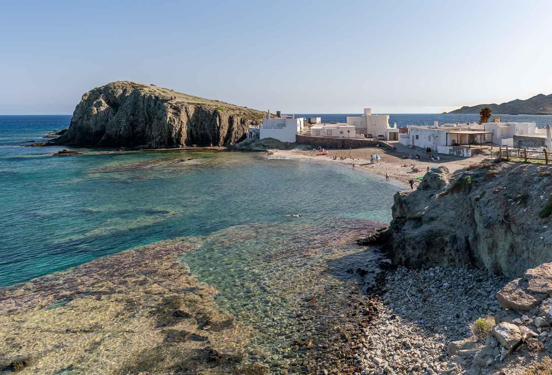 Isleta Del Moro Cabo De Gata Cabo De Gata Almeria Cabo De Gata Almería