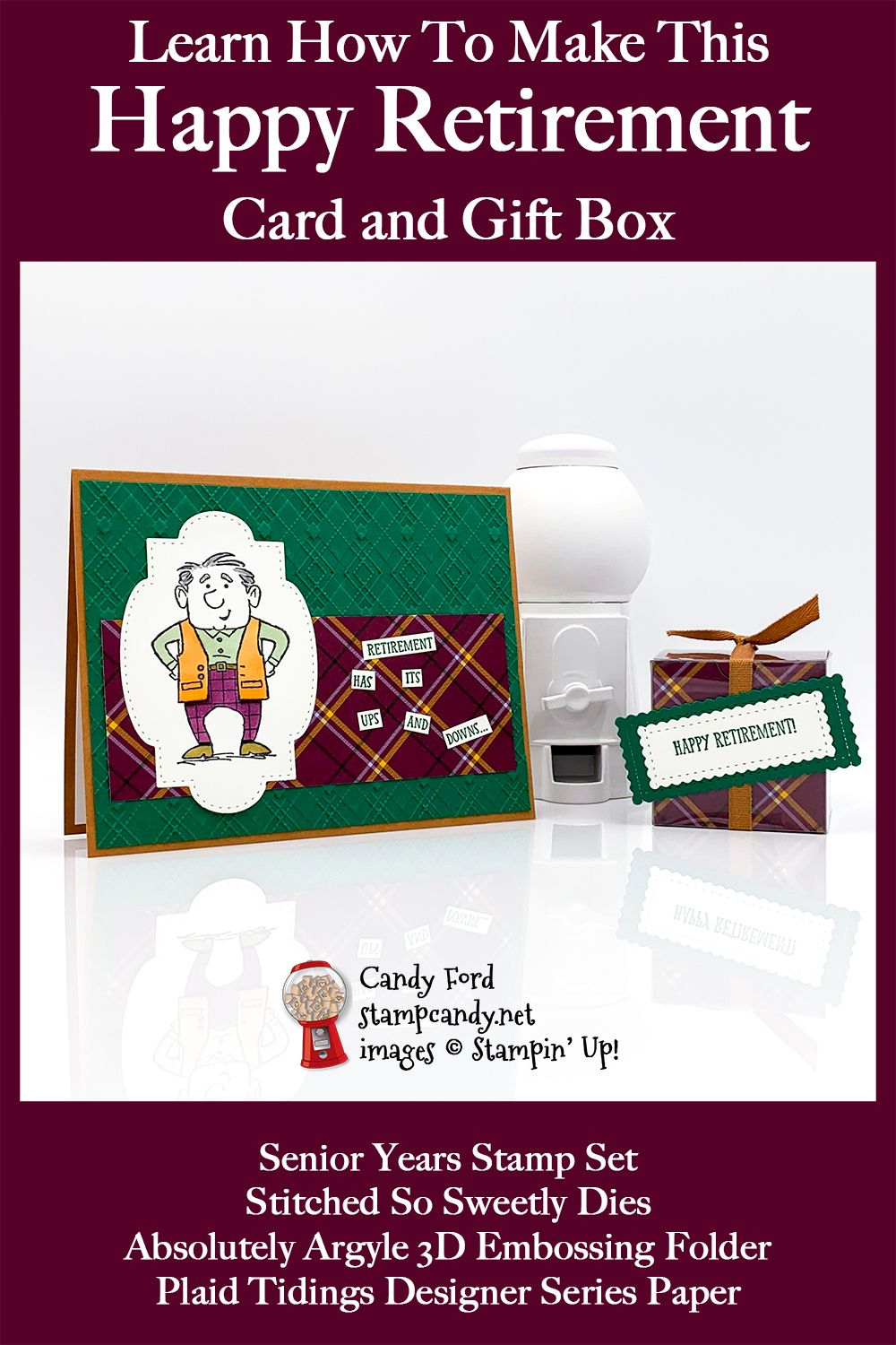 August 2020 OSAT Blog Hop, New Beginnings stampcandy in