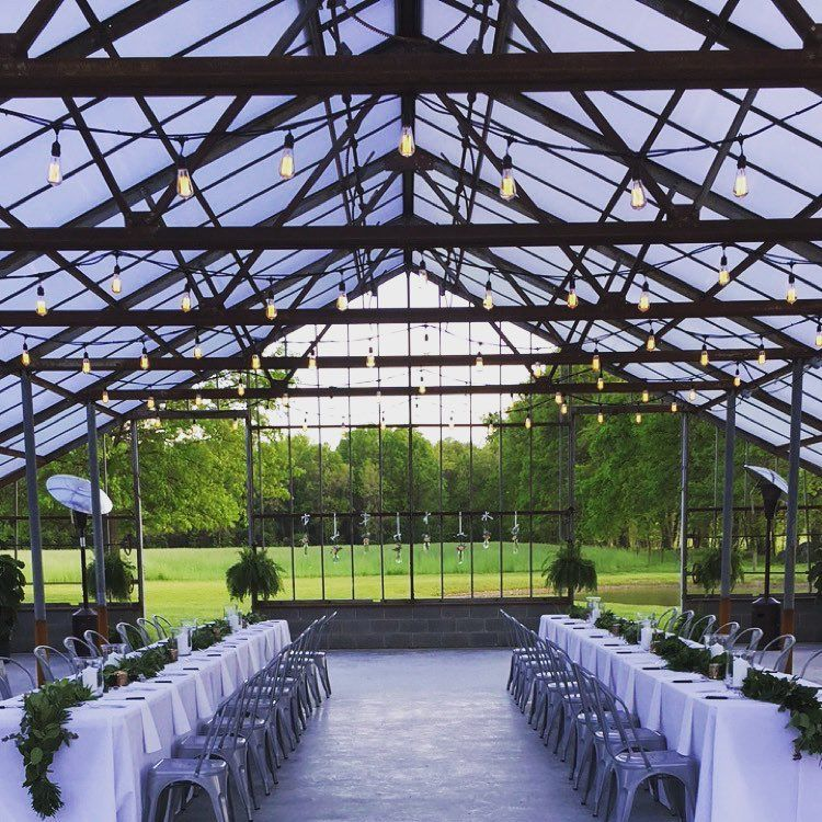 The Last Of 3 Events On The Farm Yesterday An Intimate Yet Scenic And Casual Dinner For Intimate Wedding Venues Ohio Wedding Venues Small Intimate Wedding