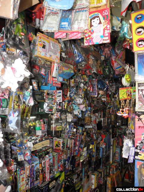 Japanese Toys Store