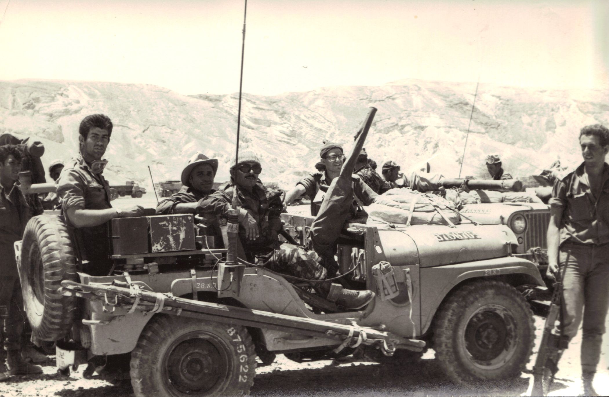 Israels Military Archives Have Released Testimonies From Generals That Give De S Into Israels Capture Of Jerusalems Old City In The 1967 Six Day War