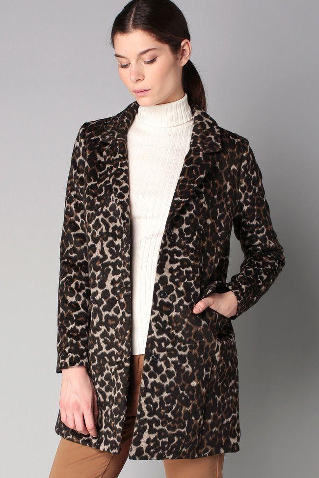 plus récent 2b437 c6c14 Manteau d'hiver: parka, officier, léopard, cape, masculin ...