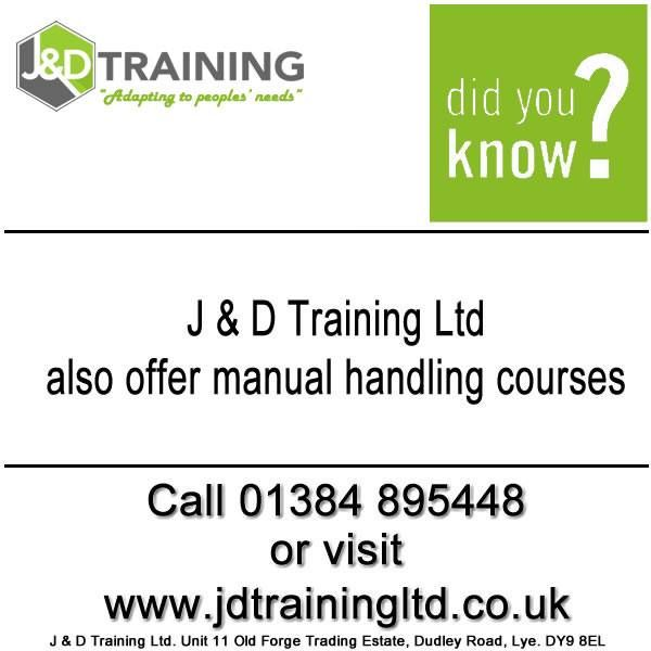 Manual handling courses only 20 at http\/\/ifttt\/1HvuLik RT - training manual
