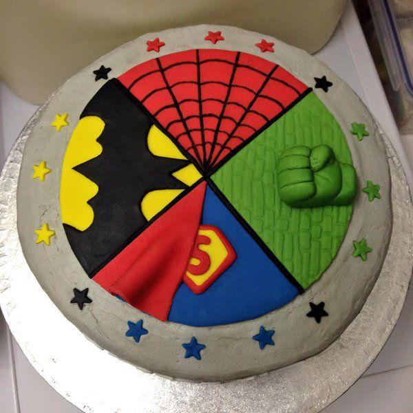 Pin By Heather Whidden On Emersons Superhero Bday Pinterest