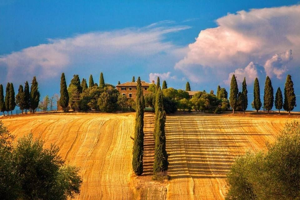 Val d'Orcia - Provincia di Siena - Toscana