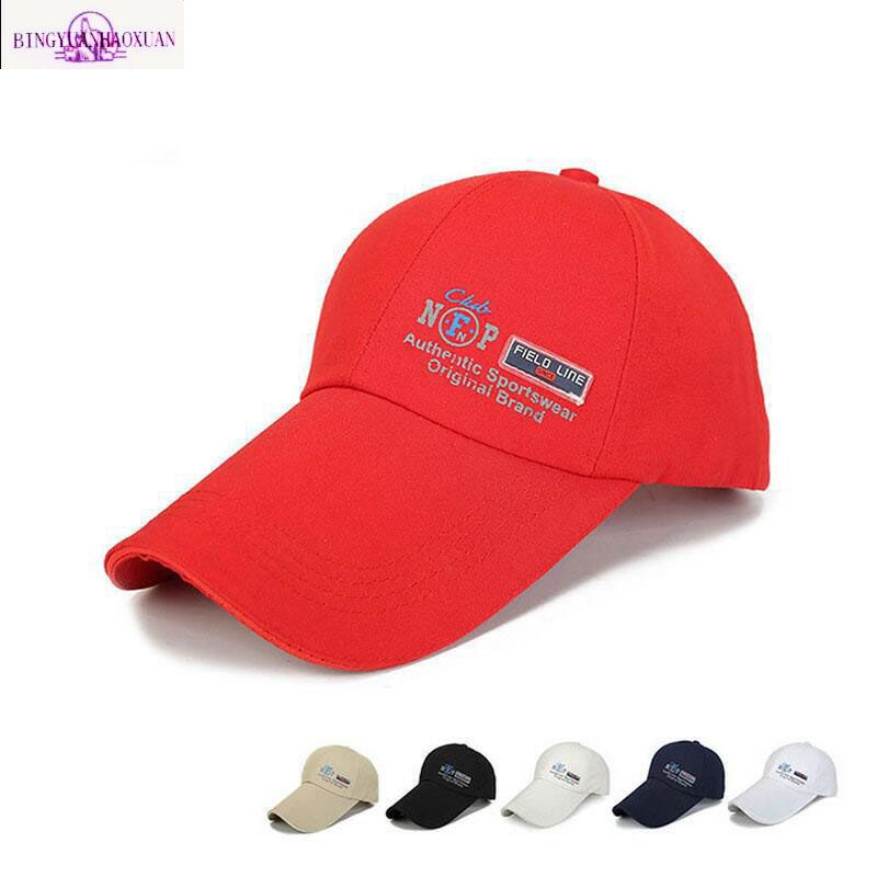 abea65c7640 2017 New Cotton Embroidered Mens Sports F1 Motorcycle Racing Caps Baseball  Cap Snapback Hats Casquette