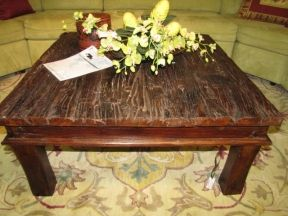 Marvelous Missing Piece, Tampa Price: $375 Item #: 120069 Rustic Coffee Table In  Sheeshum Idea