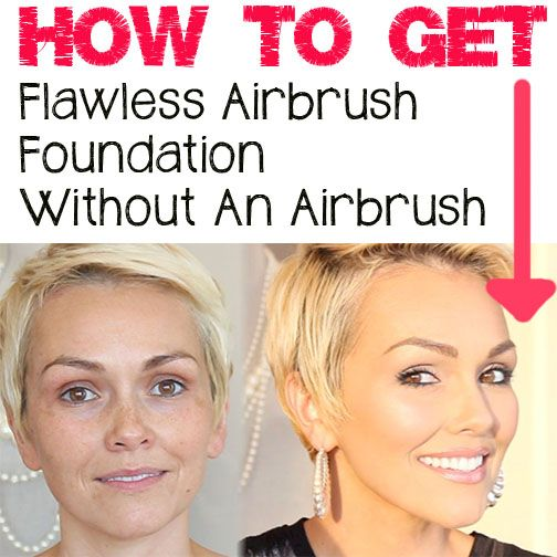 Kandeej.com: How To Get Airbrush Perfect Skin Without An