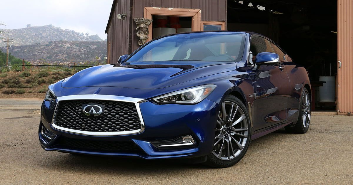 Infinitis Latest Sport Coupe Brings With It A Potent New Power Plant And A Restored Emphasis On Personal Luxury Bmw In 2020 Infiniti Q50 Red Sport Infiniti Twin Turbo
