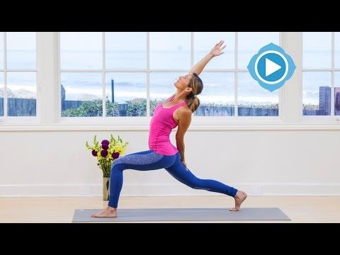 20 Minute Yoga Workout for Energy, Beginners Home Morning