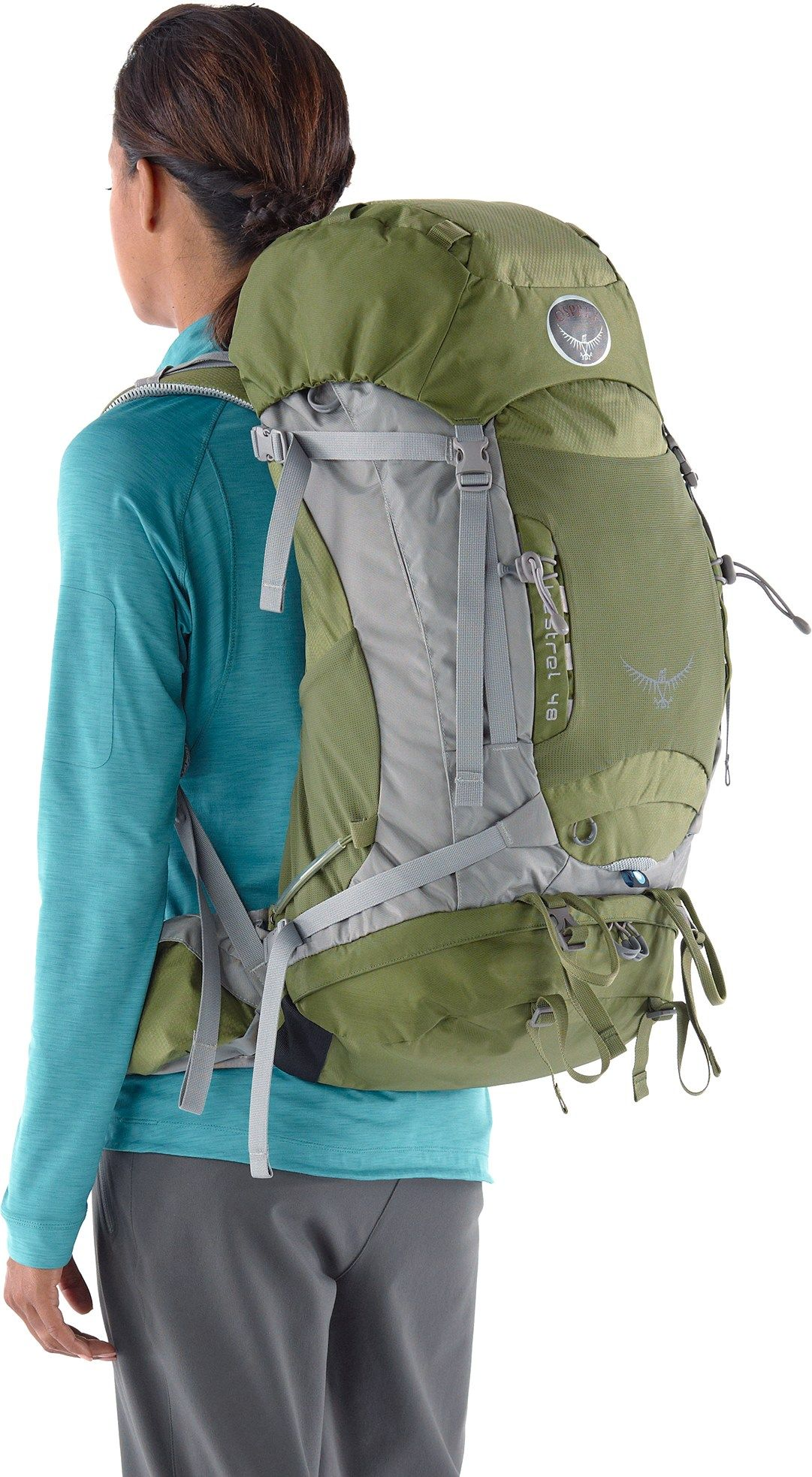 714008727 Kestrel 48 Pack | Backpacking & Camping & Road Tripping | Osprey ...