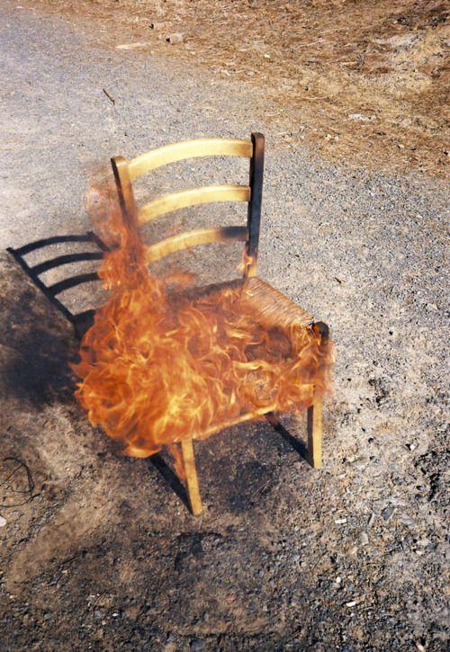 Fire Chair Chair Light My Fire Fire