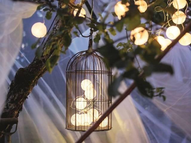 Nowości W Ikea Lampki Solvinden Balkon Ogrody Ogród I