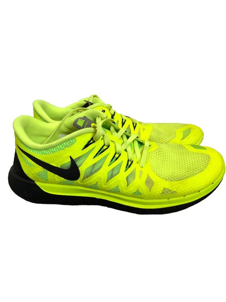 ce2b6a0c6975 Mens Nike Free 5.0 Running Shoes Sz 10.5 Lime Green Black 642198-701 No box   fashion  clothing  shoes  accessories  mensshoes  athleticshoes  ad (ebay  link)