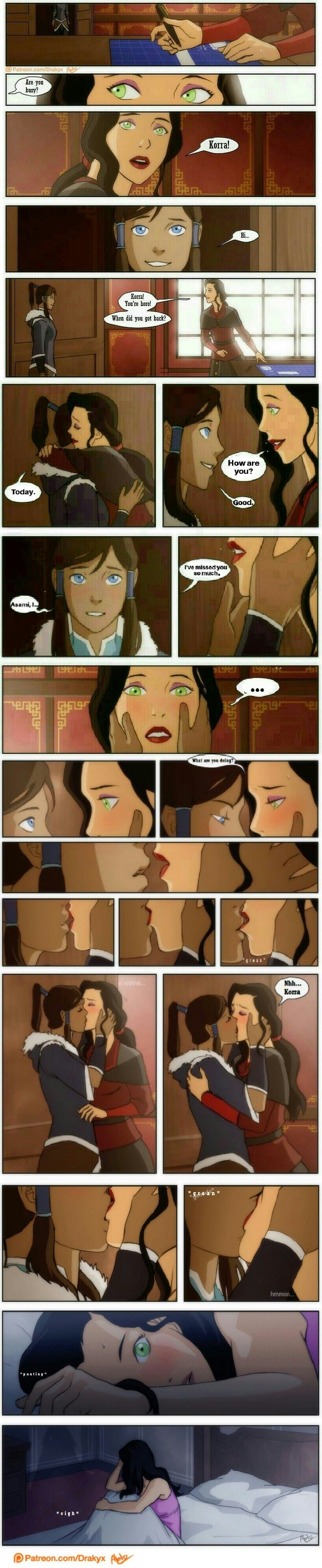 A Korrasami Dream