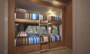 Bunkhouse Fifth Wheel Trailers Bunkhouse Travel Trailers Factory