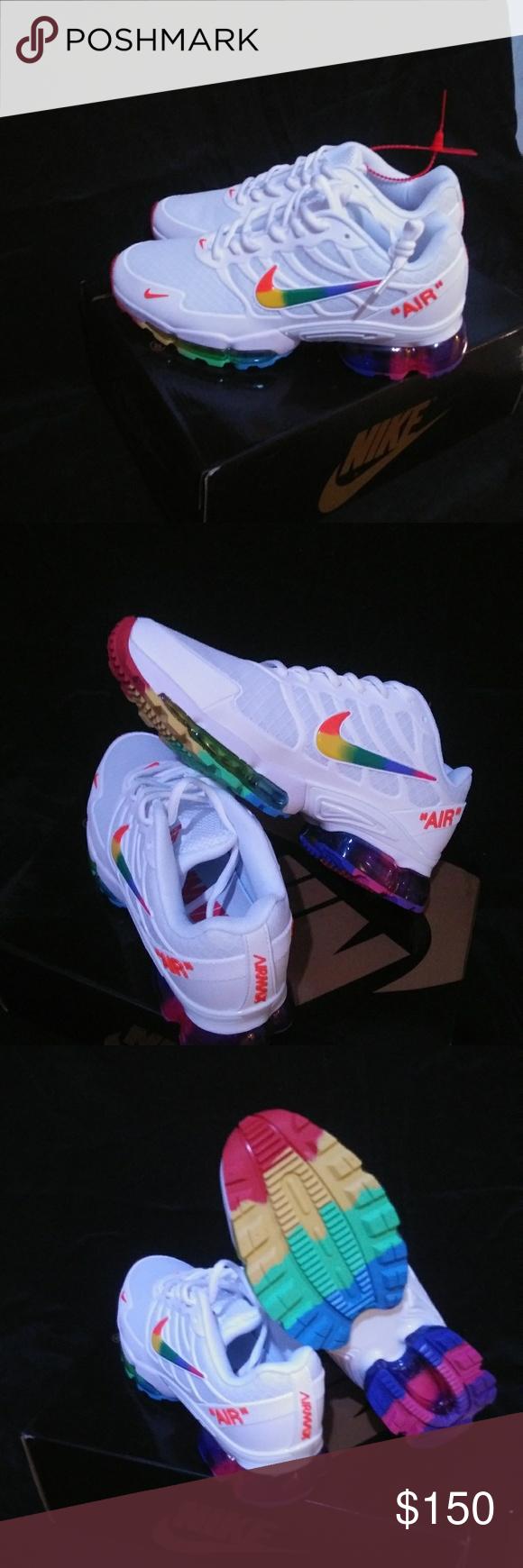 Nike Rainbow Airmax | Nike women, Nike