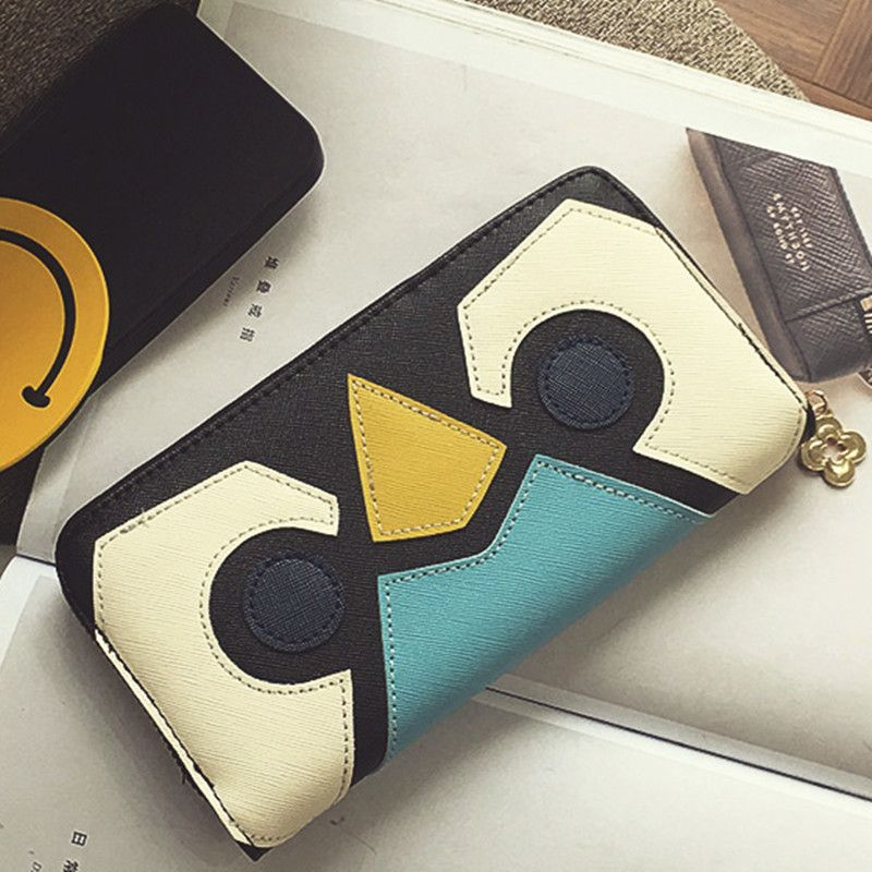 Cute Owl Stereoscopic Printing anime wallets Ladies  Clutches Card Holders  Portable Cash Purses women big 12c0d62f435b6
