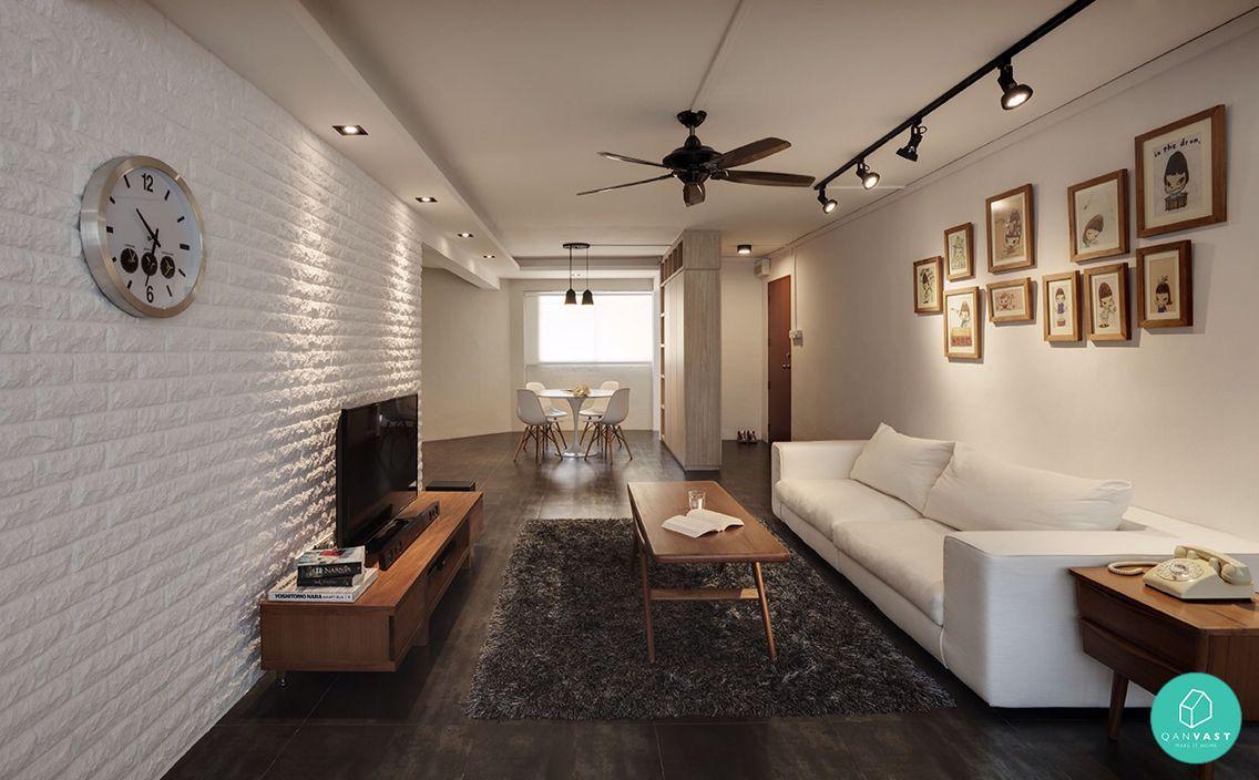 Asian Living Room Singapore Designer House False Ceiling Living Room Living Room Interior Home