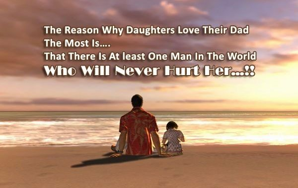Father And Daughter Relationship Quotes With Images Places To