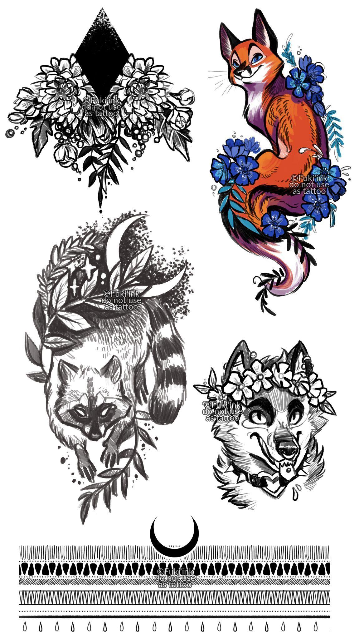 Fuki is creating cool drawings patreon fukari art for Cool fox drawings