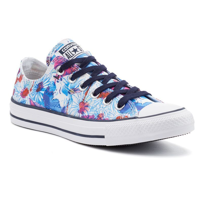 Women's Converse Chuck Taylor All Star Spray Paint Sneakers, Blue