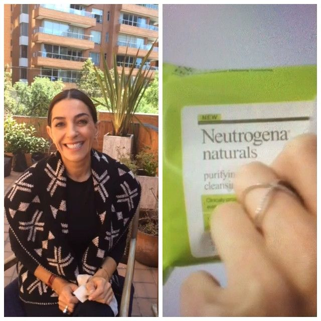 Empieza tu año cuida tu piel a diario de maquillaje e impurezas con las toallitas desmaquillantes de Neutrogena - Neutrogena Naturals