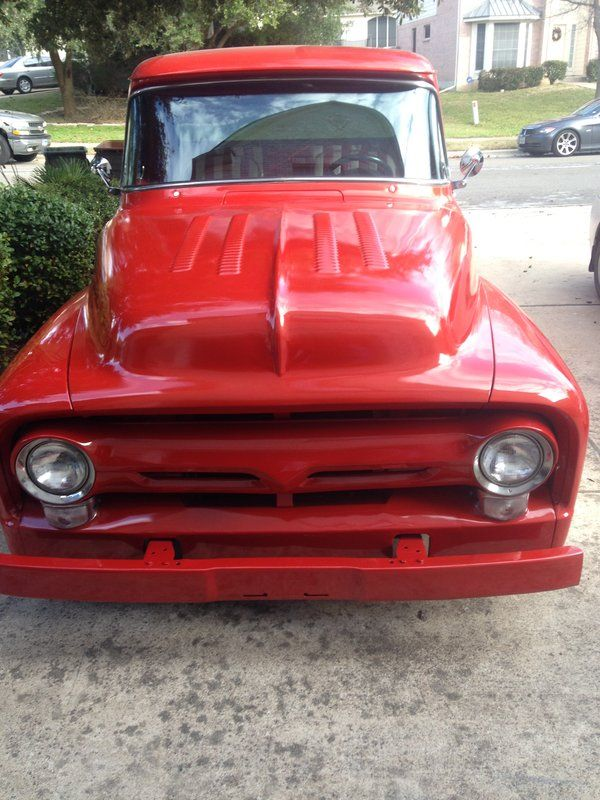 1956 Ford F-100 for sale by Owner - Houston, TX | OldCarOnline.com ...