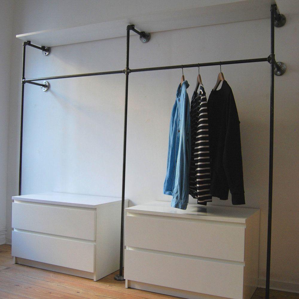 industrial design und möbelbau aus wasserrohr & temperguss. zeitlose