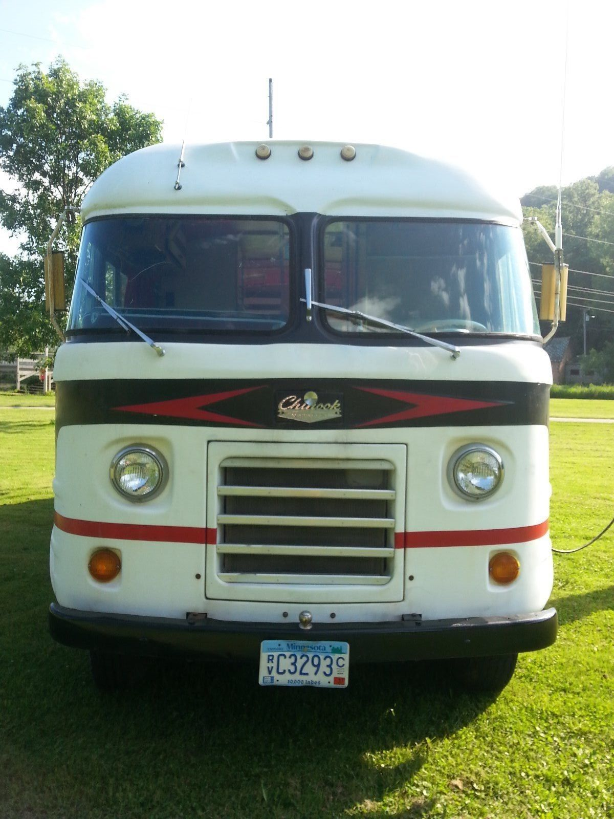 1968 Dodge Chinook Mobilodge Runs and Looks Great Classic