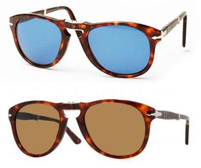 Persol PO 714SM Steve McQueen foldable sunglasses - Retro to Go. Óculos De  Sol ... 087ae5359c