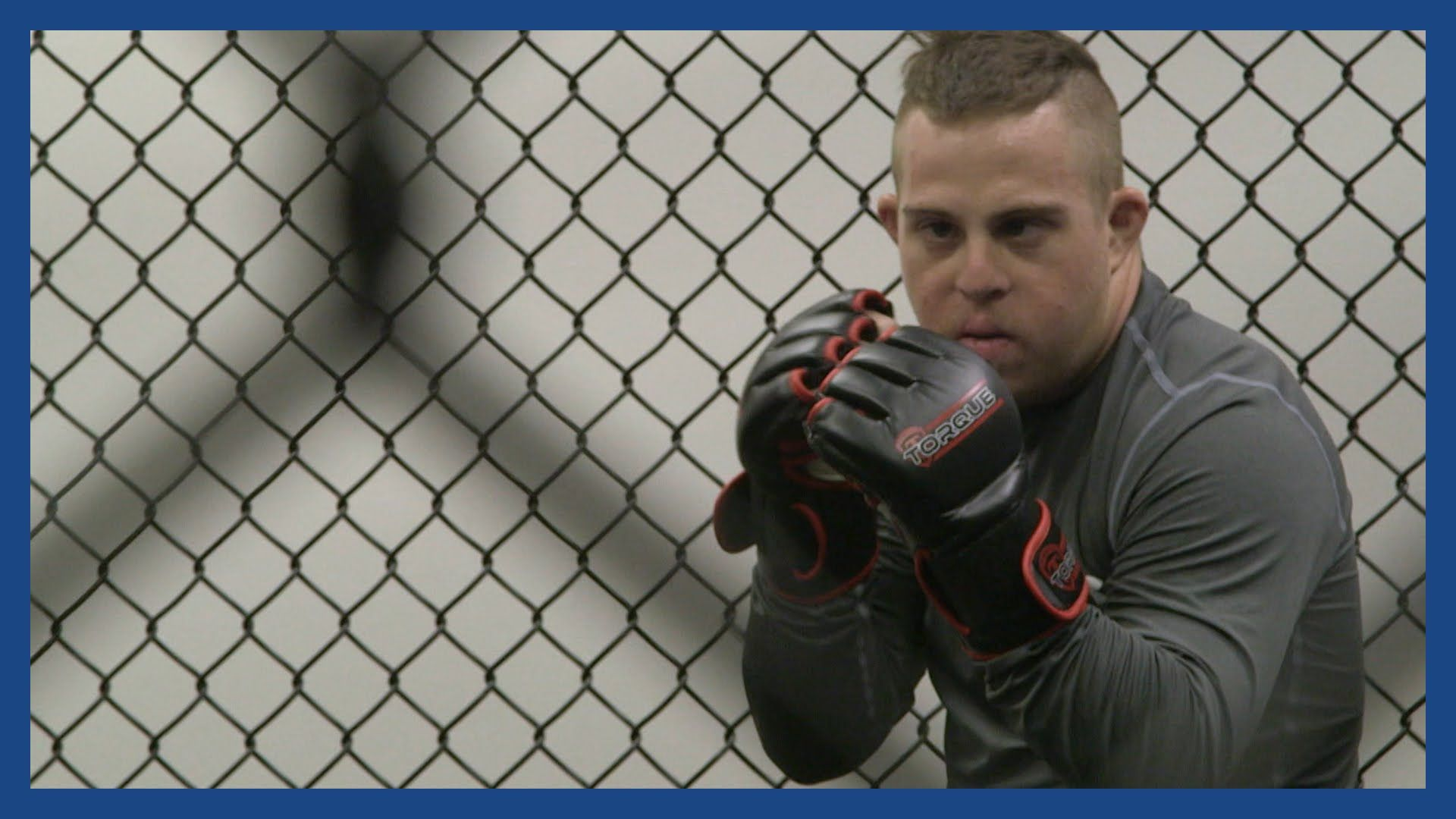 G Money The Mma Fighter With Down S Syndrome Battling For The Right To Fight Guardian Docs Down Syndrome Mma Fighters Syndrome