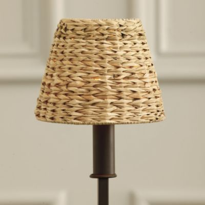 Woven Seagrass Chandelier Shade Chandelier Shades Traditional