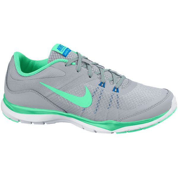 the best attitude 42c2b 23061 Nike Flex Trainer 5 Womens Training Shoes ( 60) ❤ liked on Polyvore  featuring shoes, athletic shoes, sneakers, laced shoes, lightweight shoes,  tenny shoes, ...