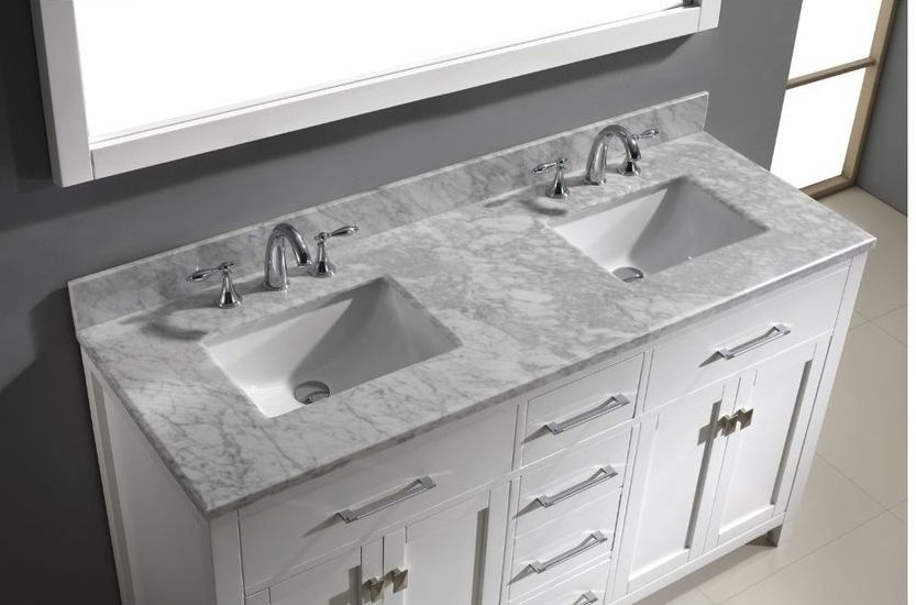 Double vanity - already purchased Courtney Project Pinterest