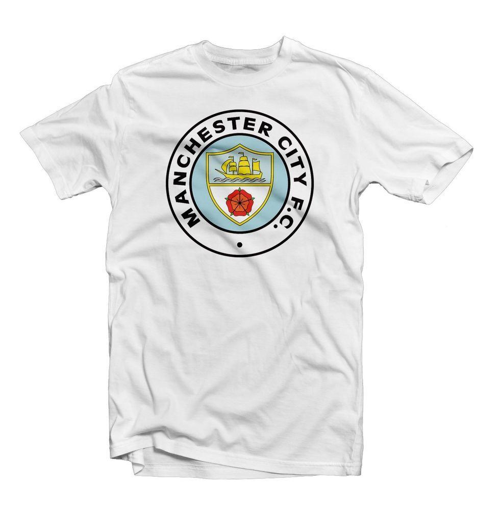 985745f04c1 Manchester City Retro 004 Soccer Shirt