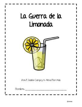 This packet includes questions in Spanish for each chapter and an enrichment activity at the end for students who finish early or want to do extra.