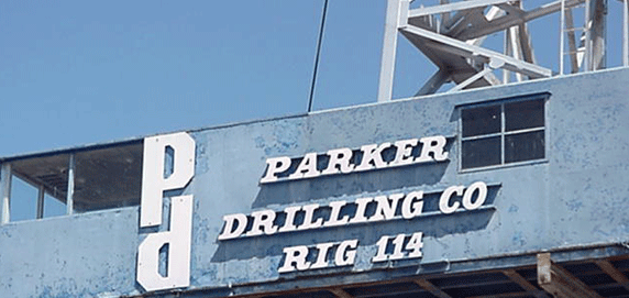 The Parker Drilling Rig 114 Dominates The Sky Line In Elk City One Of The World S Tallest Oil Rigs On Display 107 E 3rd 1 Block Elk City Drilling Rig City