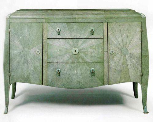 Andre Groult Cabinet 1927 1928 Art Deco Furniture Deco Furniture Art Deco Interior