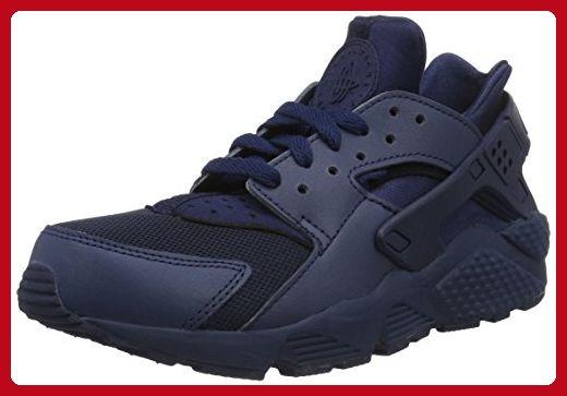 Nike Mens Air Huarache Blue Mesh