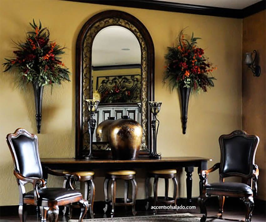 Tuscan Decor Accessories At Accents Of Salado