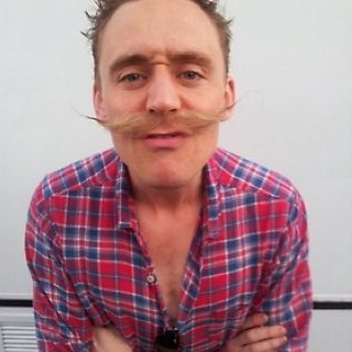 Wendy?? The Lorax?? Tom Hiddleston??  Love him & his sense of humor with his fans on Twitter!