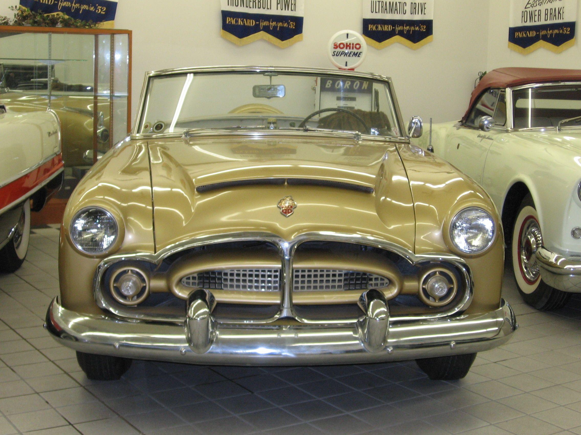 Packard Museum, Warren, Ohio   Classic Car Museums   Pinterest ...