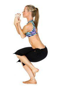 eagle squat  cool yoga poses yoga poses yoga photography