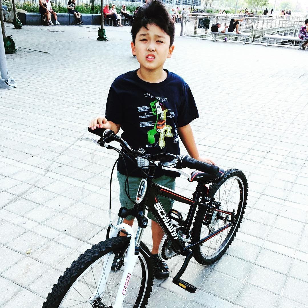 Big Bike For A Big Man Aug 2 2015 Max Kim Brooklyn Ny Big