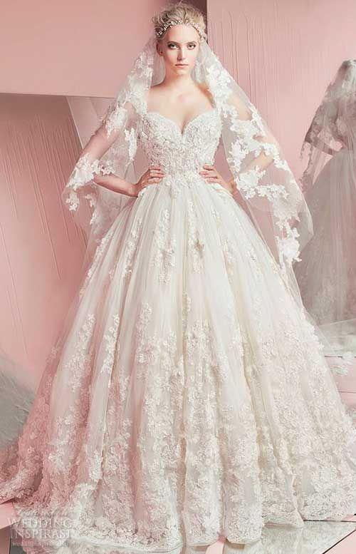 b6e22de68b5fc 23.Prenses Gelinlik Modeli   Tasarım   Wedding dresses, 2016 wedding ...