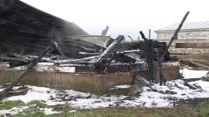 Livestock killed in barn fire | Rockingham county, Fire ...