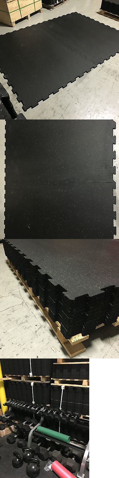 Other Flooring 20604 25 Pcs - 4X6 3 4 Smooth Rubber Floor