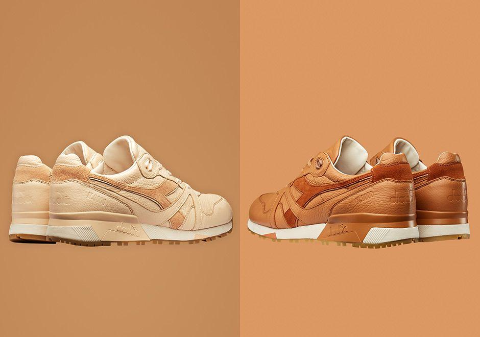 """buy online 2a4c9 99009 A Ma Maniere x Diadora N9000 """"Georgia Peach""""   SneakerNews.com"""